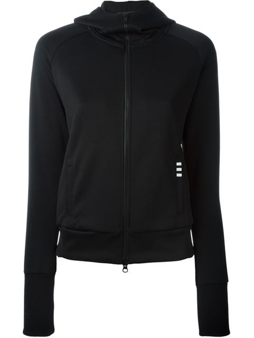 Zipped Hoodie by Y-3 in Keeping Up With The Kardashians - Season 11 Episode 9