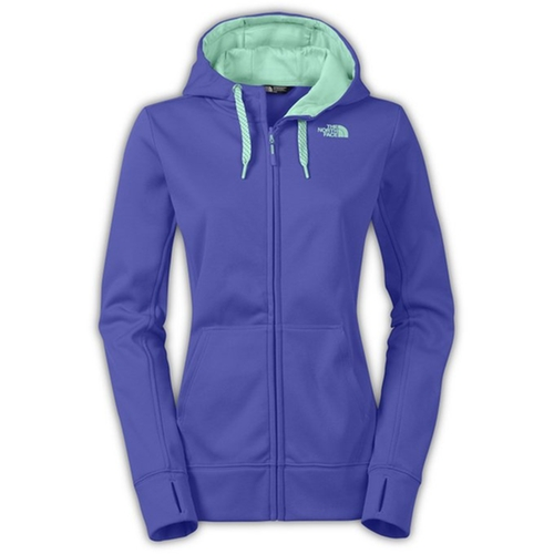 Fave Full Zip Hoodie Jacket by The North Face in Spring Breakers