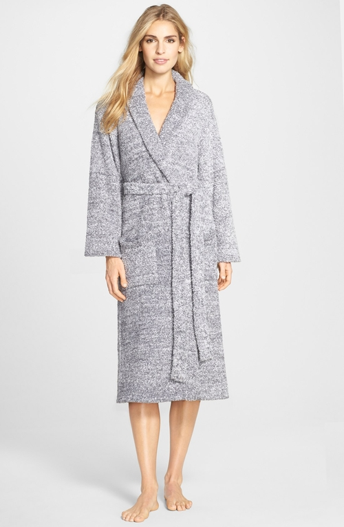 Cozychic Robe by Barefoot Dreams in Keeping Up With The Kardashians - Season 11 Episode 12