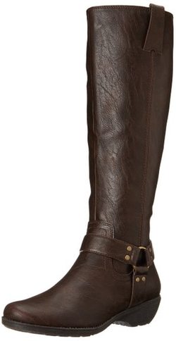 Women's Mezzotint Riding Boot by Aerosoles in Pretty Little Liars
