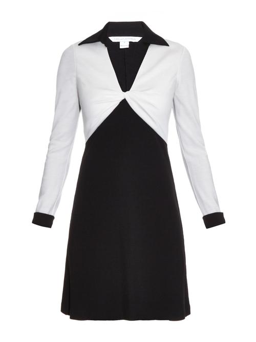 Twist dress by Diane Von Furstenberg in American Horror Story - Season 5 Episode 3