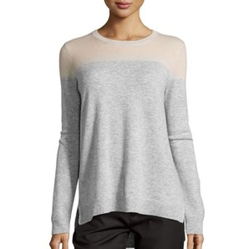Cashmere Colorblock Sweater by Vince in How To Get Away With Murder - Season 2 Episode 2