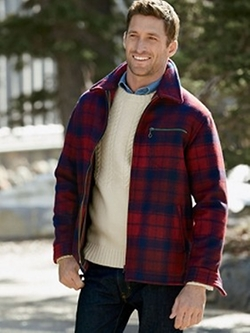 Wilkes Jacket by Pendleton in Thor