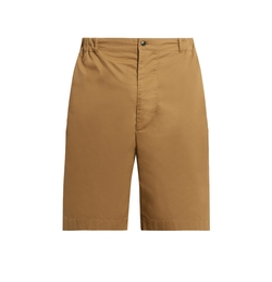 Straight-Leg Chino Shorts by Stella Mccartney in Flaked