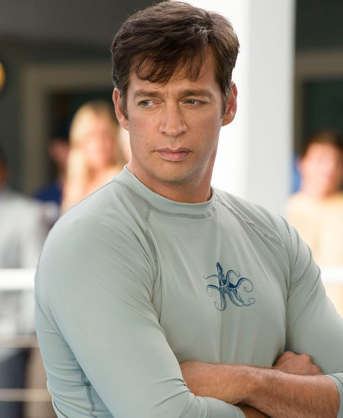 Custom Made Long Sleeve Rashguard (Harry Connick Jr.) by Wet Effect in Dolphin Tale 2