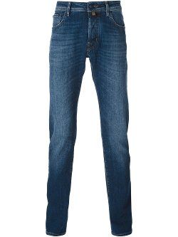 Stone Washed Jeans by Jacob Cohen in Get Hard