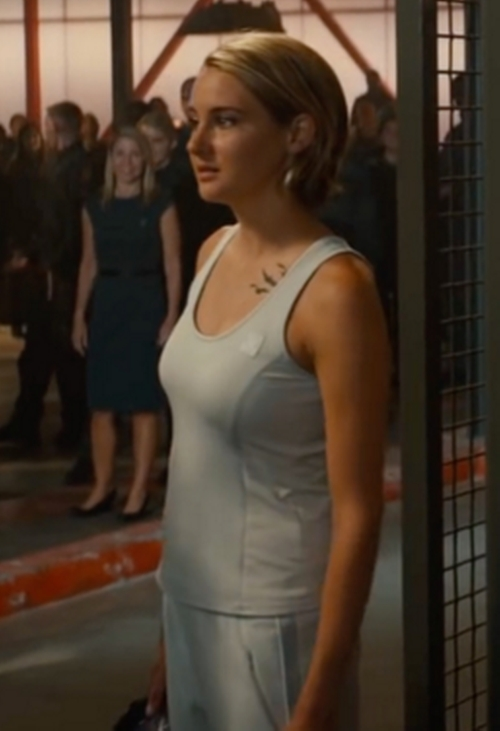 Custom Made Tank Top (Tris) by Marlene Stewart (Costume Designer) in The Divergent Series: Allegiant
