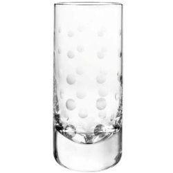 Galaxy Set of 4 Highball Glasses by Qualia in If I Stay