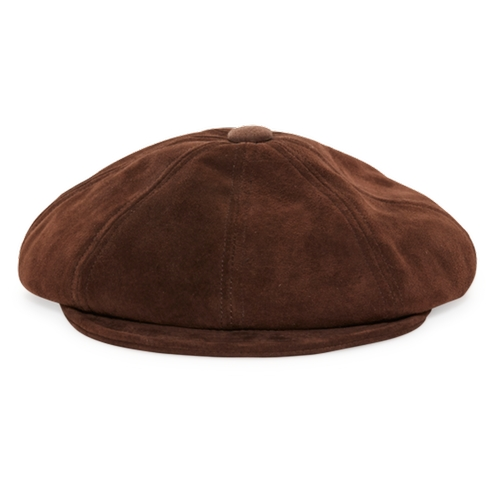 Ruthy Suede Cabbie Hat by Goorin Bros. in Scream Queens - Season 1 Episode 12
