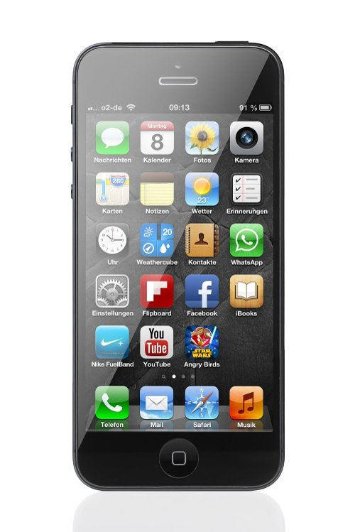 iPhone 5 by Apple in Need for Speed