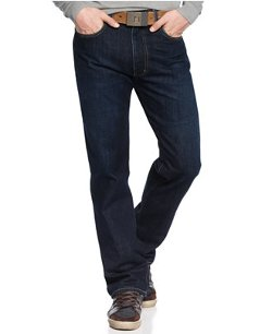 Core Comfort Fit Jeans by Armani in Birdman