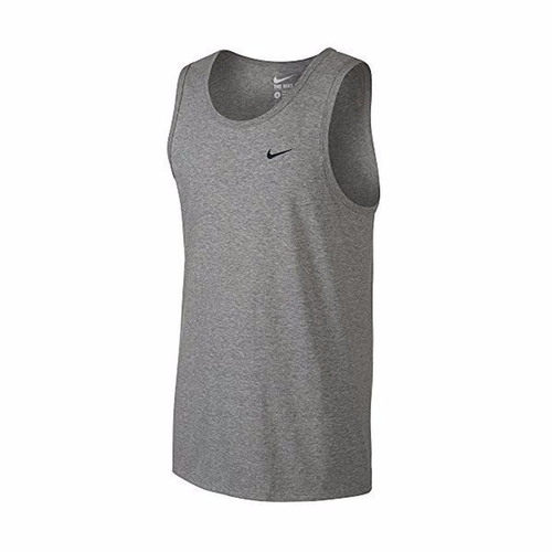 Men's EMBRD Sleeveless T-Shirt by Nike in Creed