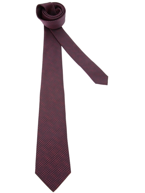 Jacquard Tie by Lanvin in A Most Violent Year