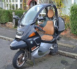 2001 C1 Roof Scooter by BMW in Spy