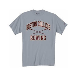 Boston College Crew T-Shirt by Champion in Jack Ryan