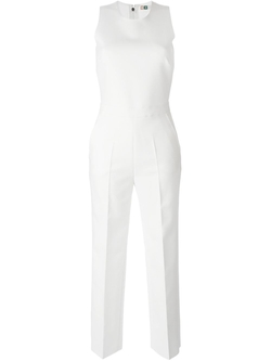 Sleeveless Jumpsuit by MSGM in Supergirl