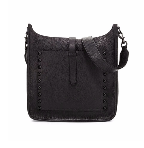 Unlined Leather Feed Bag by Rebecca Minkoff in How To Get Away With Murder - Season 3 Episode 1