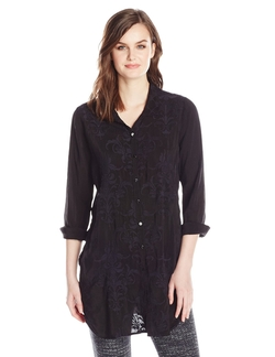 Issy Button Down by Johnny Was in Secret in Their Eyes
