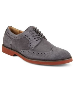 Bison Wing-Tip Oxfords Shoes by Alfani in Pitch Perfect 2