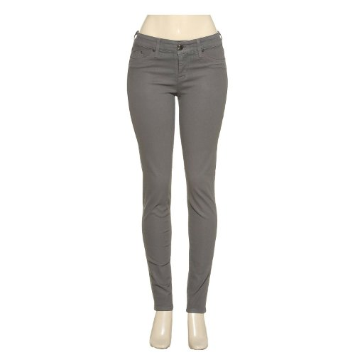 Gray Coated Skinny Jeans by Dylan George in The Place Beyond The Pines