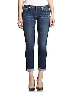 The Stilt Roll-Up Jeans by AG in Pitch Perfect 2