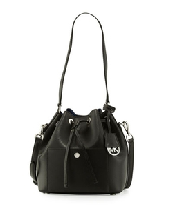 Greenwich Medium Bucket Bag by Michael Michael Kors in Master of None