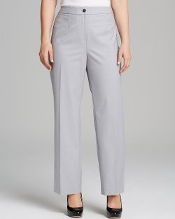 Sloane Classic Fit Pants by Jones New York in (500) Days of Summer