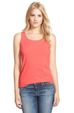 'Perfect' Tank Top by Nic+Zoe in Rosewood