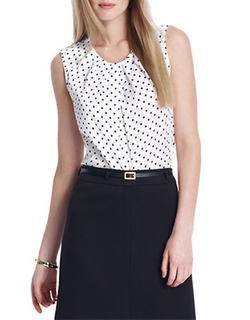 Polka Dot Blouse by Jones New York in Master of None