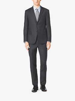Slim-Fit Two-Button Wool Suit by Michael Kors in Designated Survivor