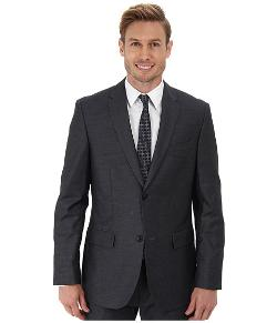 Small Check Blazer by Perry Ellis in Pain & Gain