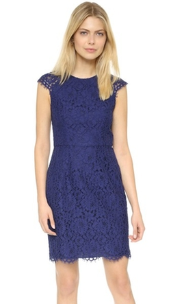 Mariah Lace Dress by Shoshanna in Suits