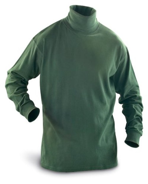 Turtleneck Hunter Green by Guide Gear in Shutter Island
