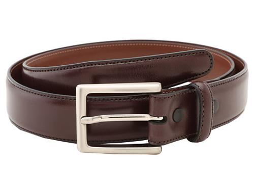 Kipskin Belt by Torino Leather Co. in Contraband