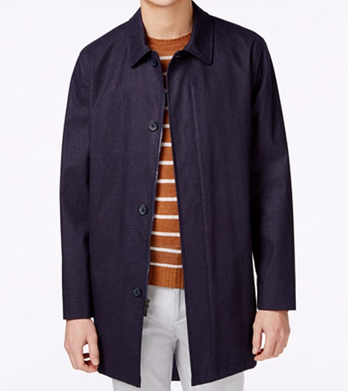 Foley Raincoat by Tommy Hilfiger in Bastards