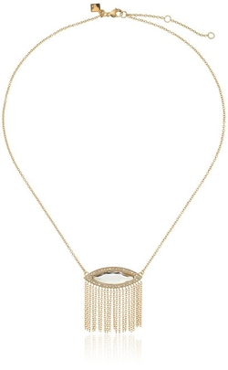 Fringe Pendant Necklace by Rebecca Minkoff in The Vampire Diaries