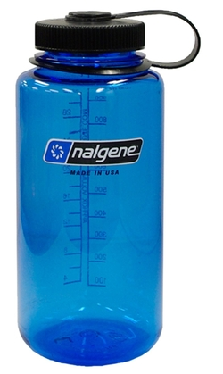 Tritan Wide Mouth BPA-Free Water Bottle by Nalgene in A Walk in the Woods