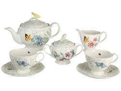 Butterfly Meadow Tea Set by Lenox in Dumb and Dumber To
