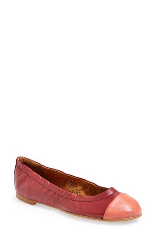 Ohk Cap Toe Flat Shoes by Juil in The Best of Me