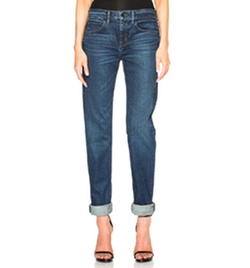 Relaxed Fit Jeans by Helmut Lang in Rosewood
