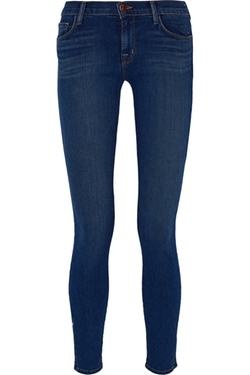 811 Mid-rise Skinny Jeans by J Brand in Empire