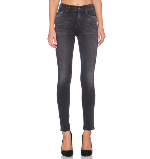 Rocket Mid Rise Skinny Jeans by Citizens Of Humanity in Keeping Up With The Kardashians - Season 12 Episode 16