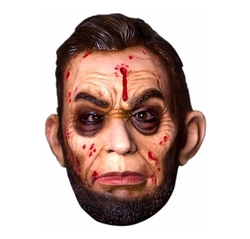 Enterprises Abe Zombie Mask by Morbid in The Purge: Election Year