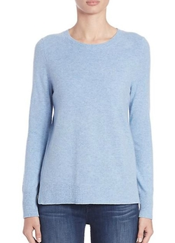 Cashmere Crewneck Sweater by Saks Fifth Avenue Collection in Brooklyn Nine-Nine