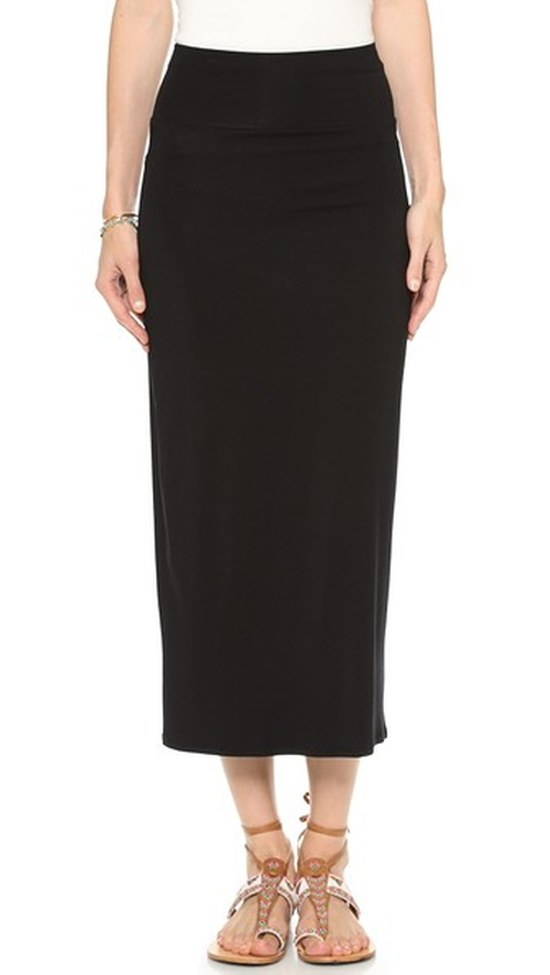 High Waist Convertible Skirt / Dress by Rachel Pally in Crazy, Stupid, Love.
