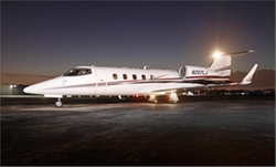 60 Jet by Learjet in Miami Vice