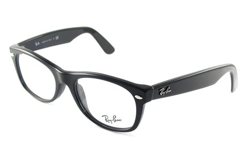 RX5184 Wayfarer Eyeglasses by Ray Ban in Scott Pilgrim Vs. The World