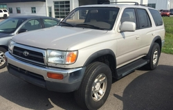 1996 4Runner SUV by Toyota  in Blair Witch