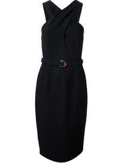 Belted Waist Dress by Gucci in Suits