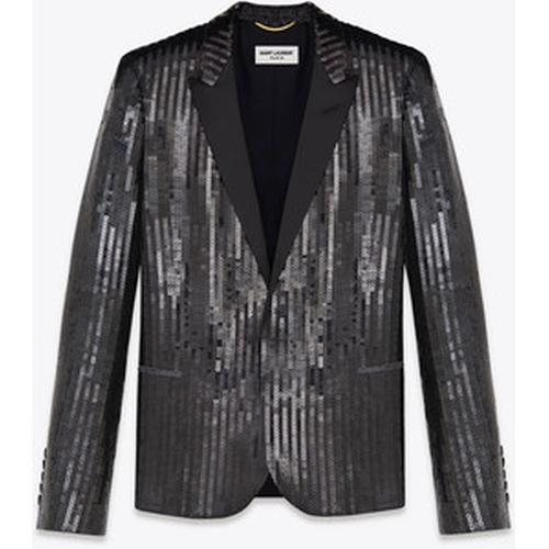 Sequin Jacket by Saint Laurent in Zoolander 2